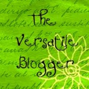 Versatile Blogger Award Oct 2011