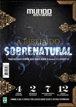 Download Revista Especial Mundo Estranho Bíblia do Sobrenatural
