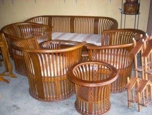 perabot mebel jati kuat dan tahan lama