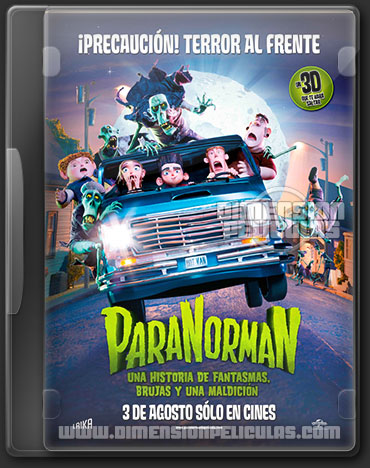 ParaNorman (BRRip HD Español Latino) (2012)