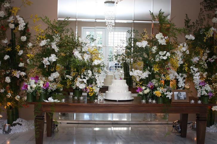 Produção Eventos Arte Floral