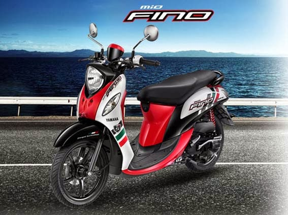 Top modifikasi mio fino velg 14