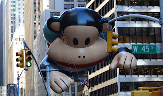 macy's tanksgiving parade New York