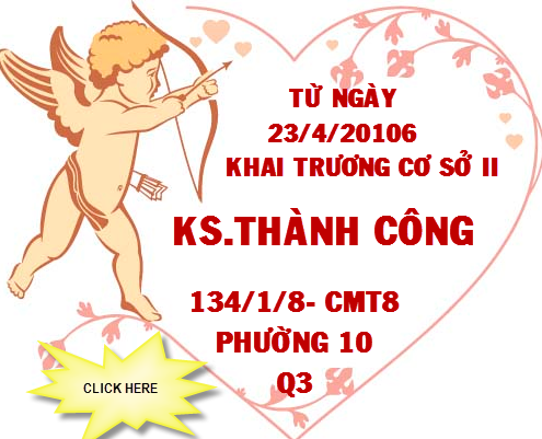 Csở II - KS THÀNH CÔNG