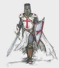 medioevo, cavaliere templare ,
