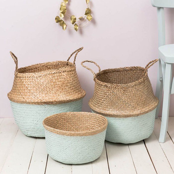 Boho deco chic 12 ideas para decorar con una cesta - Relleno nordico zara home ...
