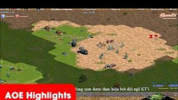 AOE Highlights - Pha một dân câu 3 voi của BLV Tuân Tiền Hải