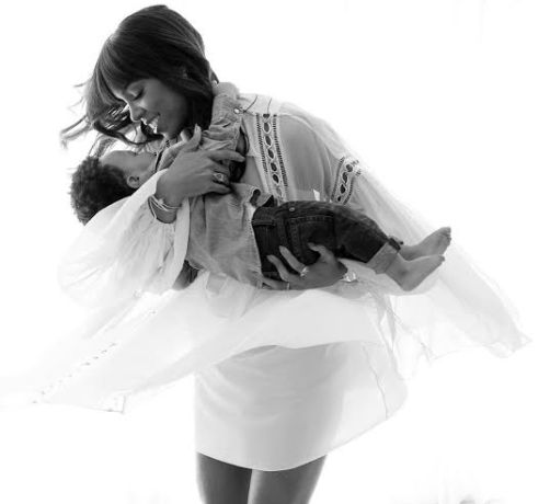 Kelly Rowland wishes her son a happy birthday with a beautiful picture