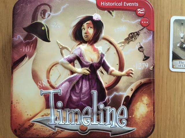 The Timeline tin