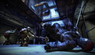Teenage Mutant Ninja Turtles Out of the Shadows Torrent Download PC Game