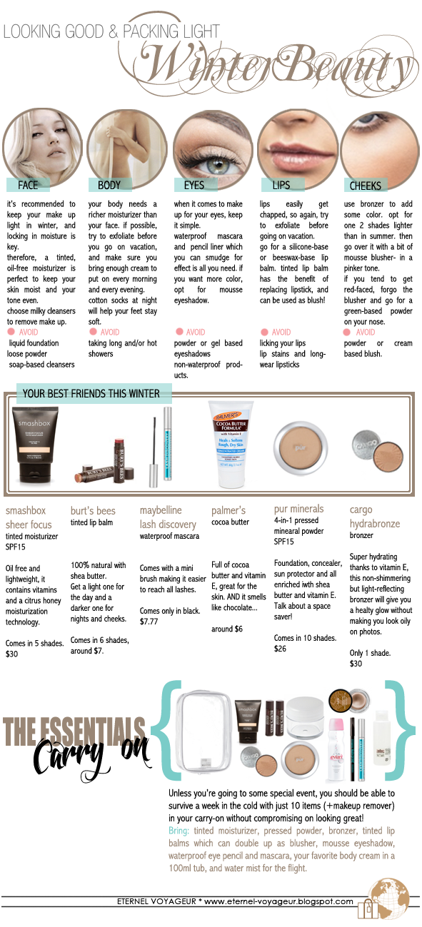 winter skincare essentials and product guide