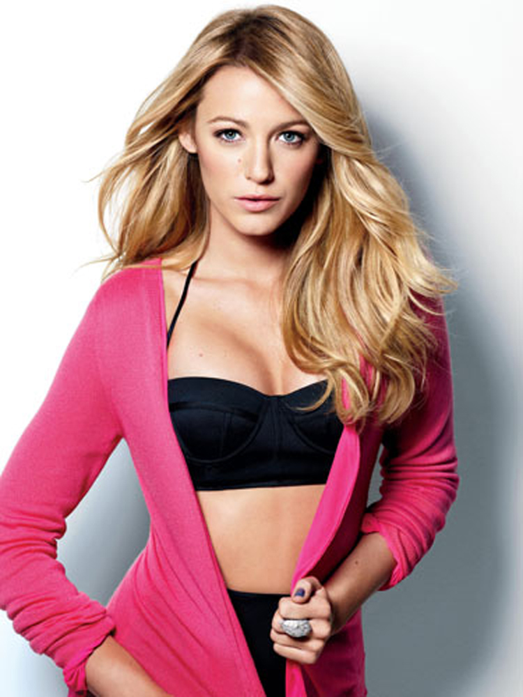Fresh Look Celebrity Hairstyles - Blake Lively 04