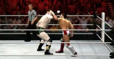 Free Download Games WWE '12 Full Version For PC