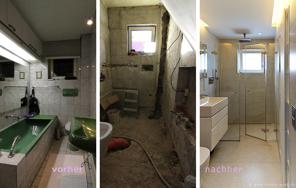 Elegant Beautiful Badezimmer Renovieren Vorher Nachher Pictures Ideas.