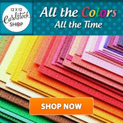 Visit 12x12 Cardstock Shop for all your cardstock needs!