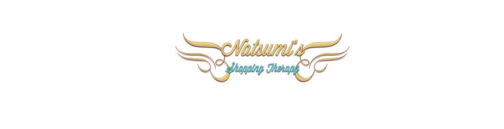 Natsumi's shopping therapy