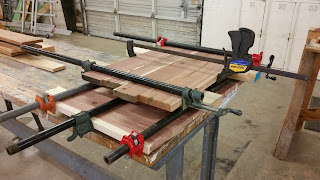 Clamping Wood Panels