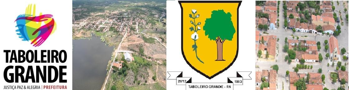 Blog Oficial da Prefeitura Municipal de Taboleiro Grande - RN
