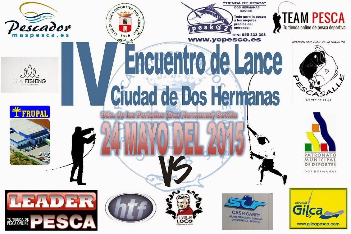 Patrocinadores Encuentro de Lance 2015