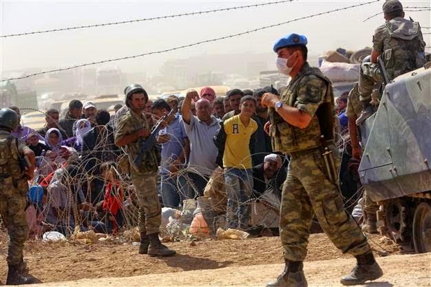 Turkey Preparing for Syria Occupation?