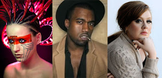 News // Katy Perry, Kanye West & Adele En Tête Des Nominations Pour Les MTV VMA Awards