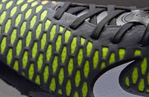 Nike Magista Opus SG Pro with Black and white color