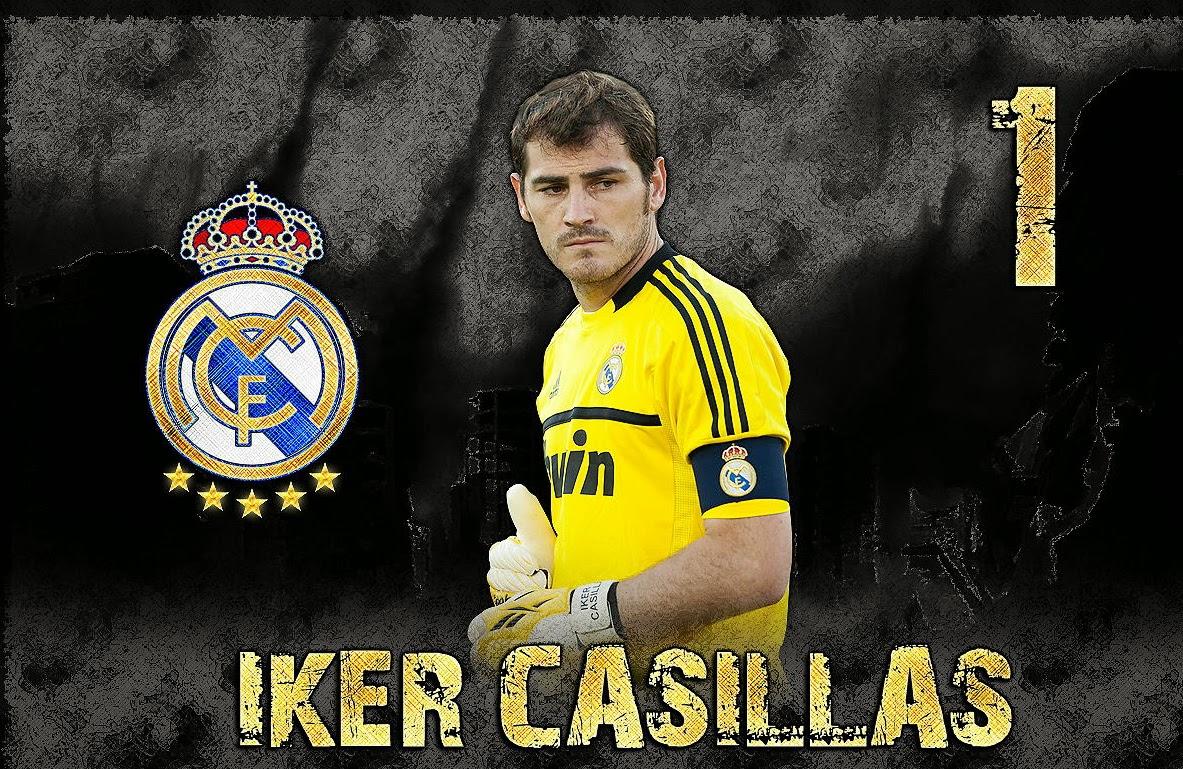 Iker Casillas Latest HD Beautiful Wallpaper 2014 15