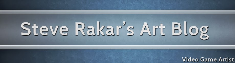 Steve Rakar Art Blog
