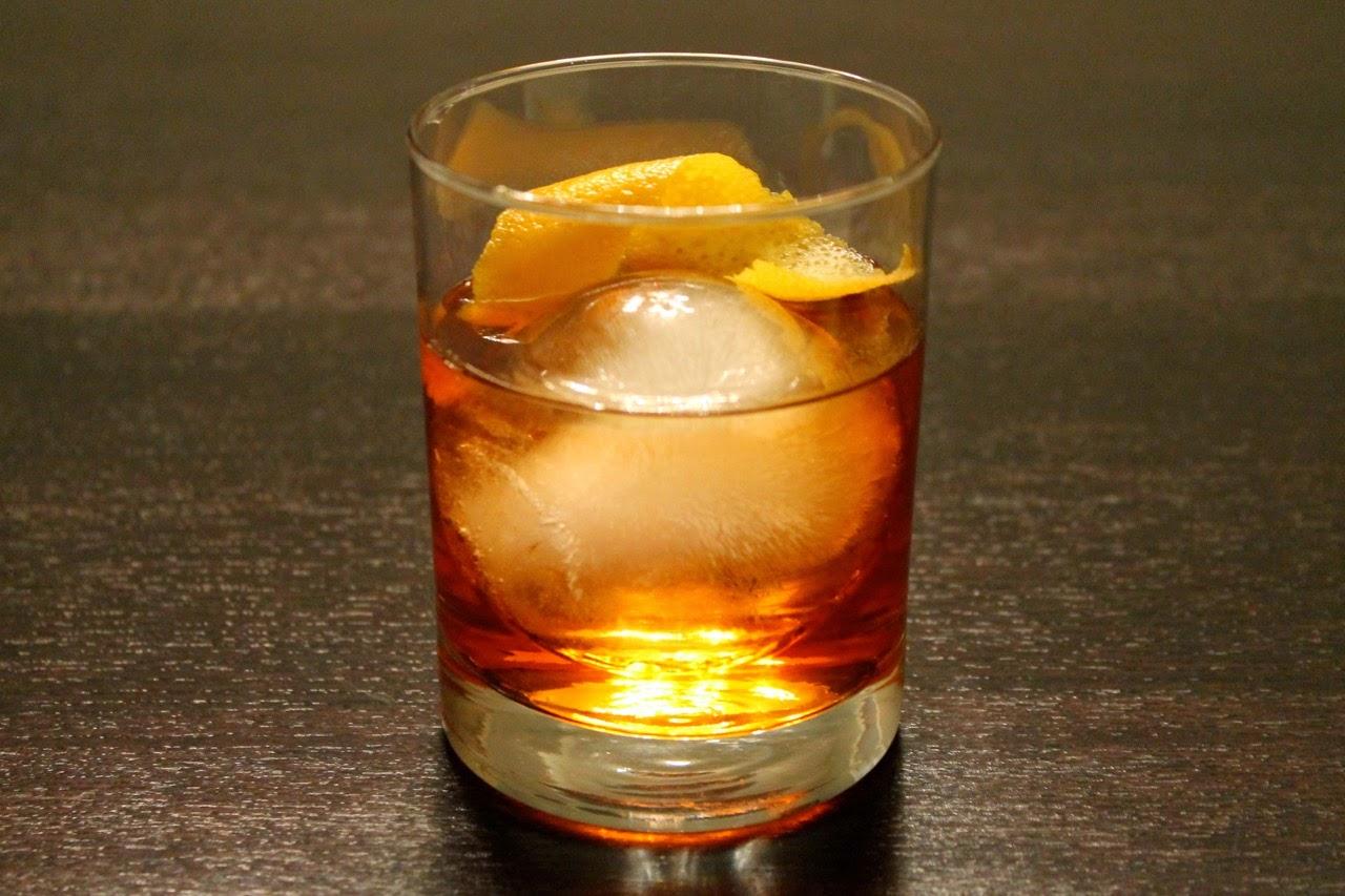 Smoky Vanilla Bowery cocktail