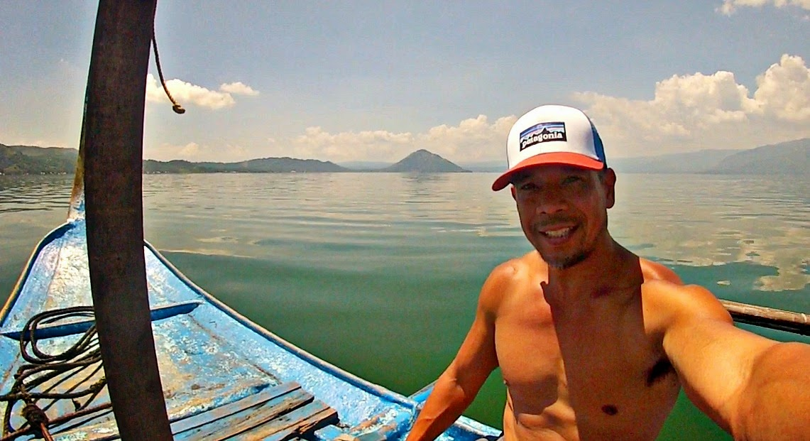 Taal Lake Boat Ride