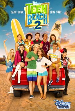 descargar Teen Beach Movie 2 en Español Latino
