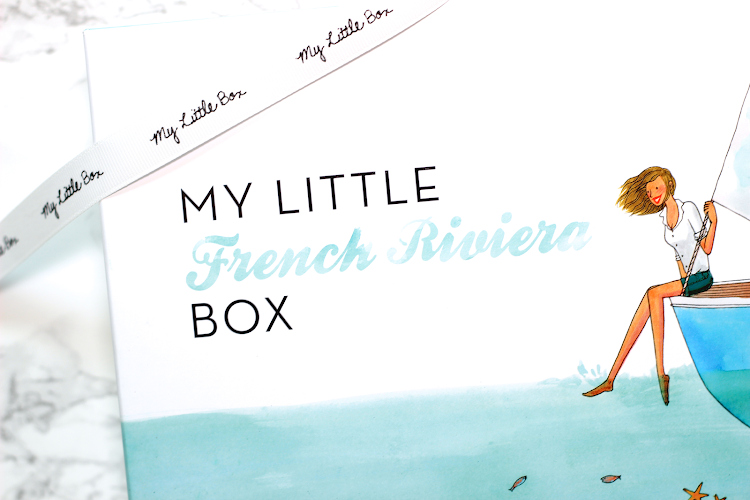 My Little Box French Rivera Sarah Lavoine June 2015