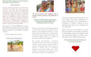 Eventi - Sostieni gli indigeni del Sudamerica