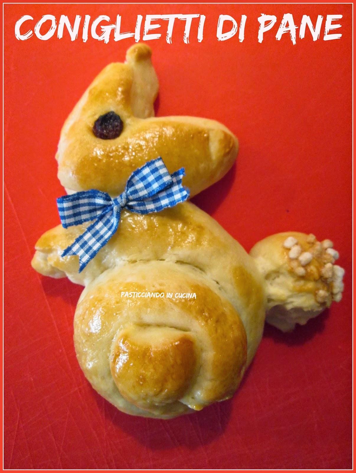 coniglietti di pane