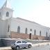 Igreja São Bento está sendo reformada