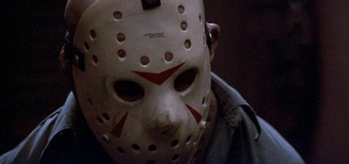 Jason Voorhees without His Mask http://blog.mrqe.com/2011/05/mrqe-rewind-characters-and-their.html