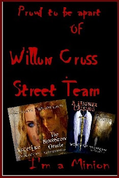 JOIN THE WILLOW CROSS MINION STREET TEAM. CLICK THE GRAPHIC TO CONTACT WILLOW CROSS.