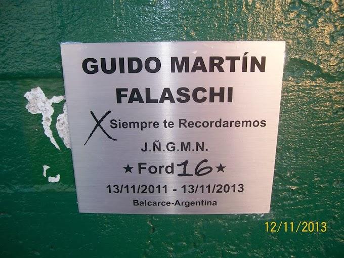 Humilde homenaje a Guido Falaschi