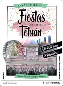 Fiestas de Tetuán 2019