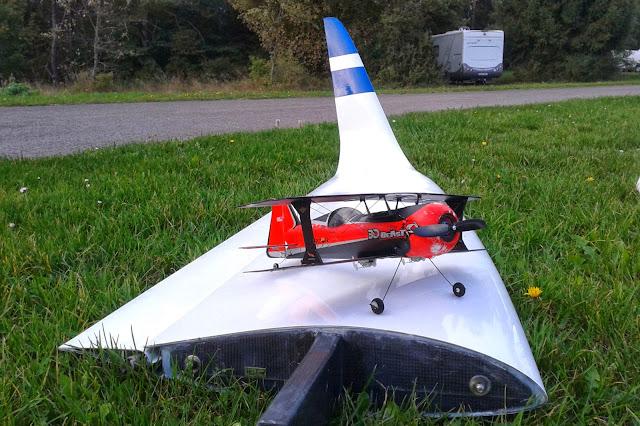 Wielu pilotów jest również miłośnikami modelarstwa