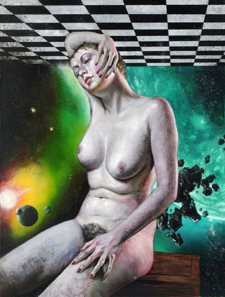martin eder pinturas nsfw mulheres nuas pesadelo