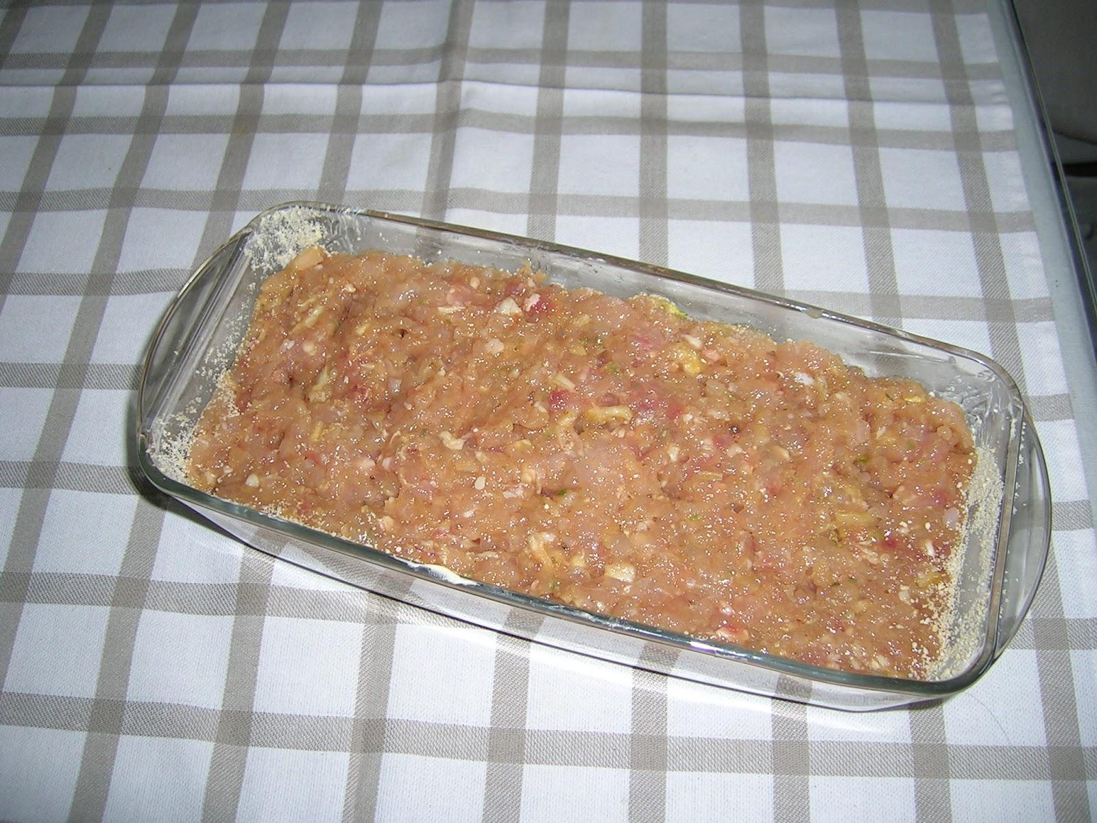 En el horno de mi abuela pastel de pollo Horno de la abuela