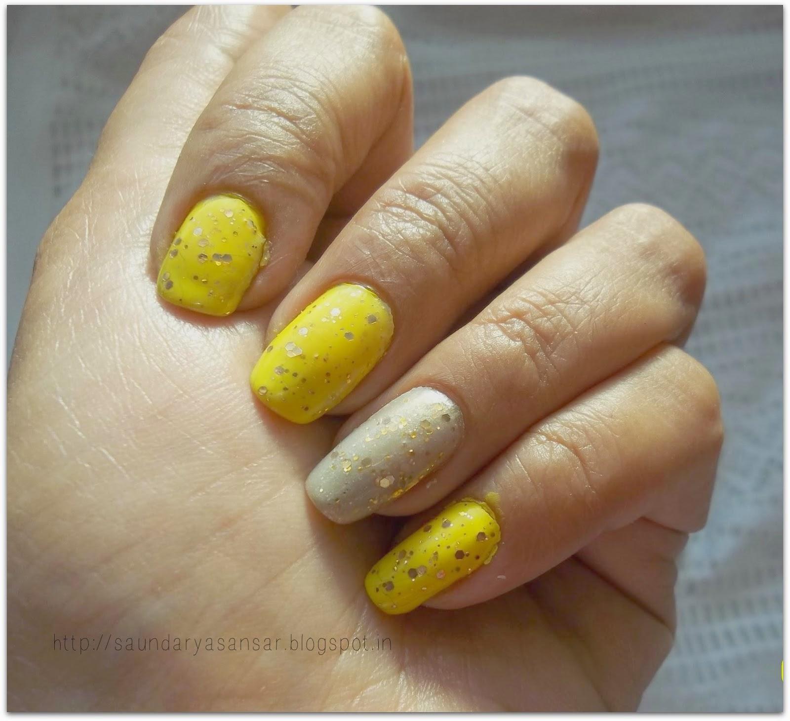 Nail Trend Nail Enamel- NOTD