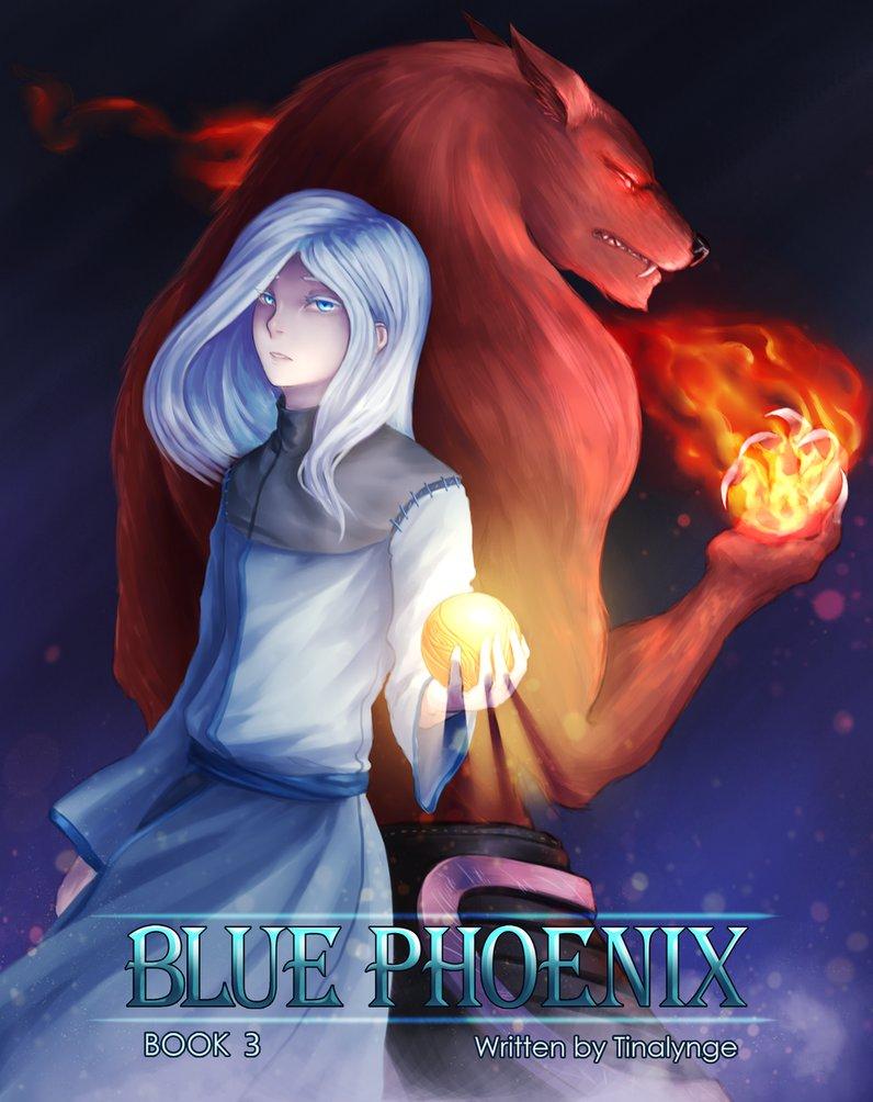 Blue-Phoenix - Fenix azul