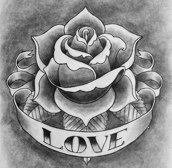 tatuajes de flores simbolismo e ideas belagoria la web de los tatuajes. Black Bedroom Furniture Sets. Home Design Ideas