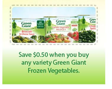 Green giant coupons 2018 printable