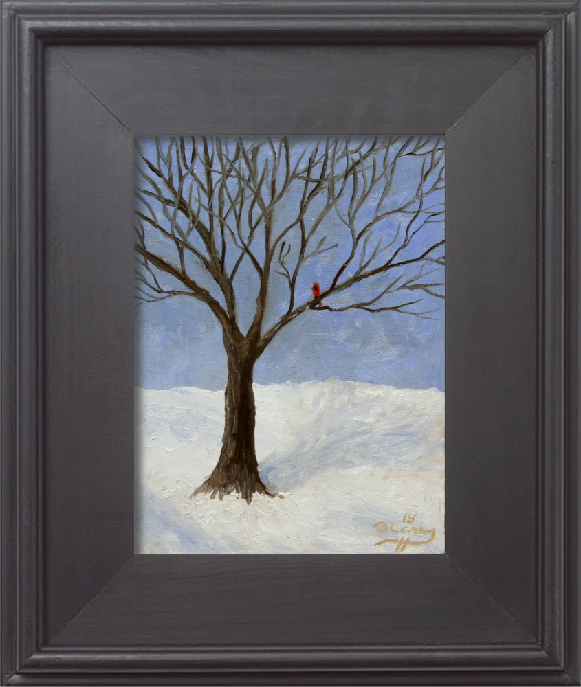 150217 - Winter Landscape 001a 7x5 oil on canvas panel - Dave Casey - TheDailyPainter.jpg