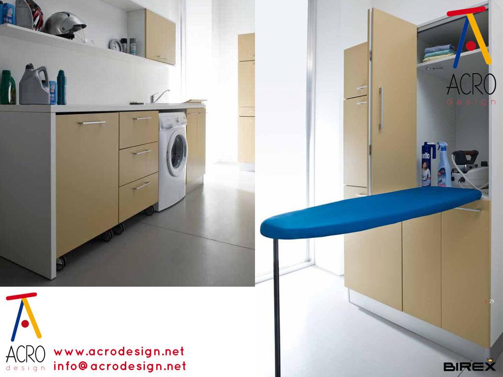 Mobili per bagno e lavanderia : mobili bagno con lavanderia ...