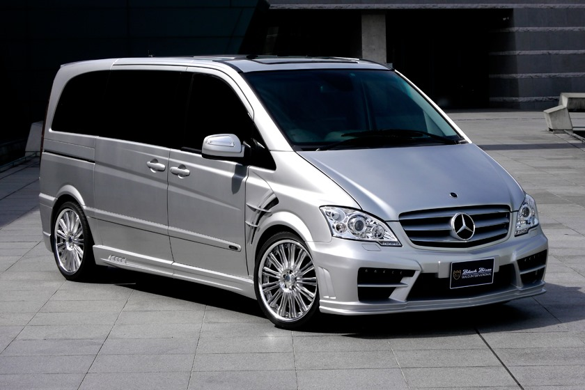 all cars nz 2013 mercedes benz viano by wald international. Black Bedroom Furniture Sets. Home Design Ideas