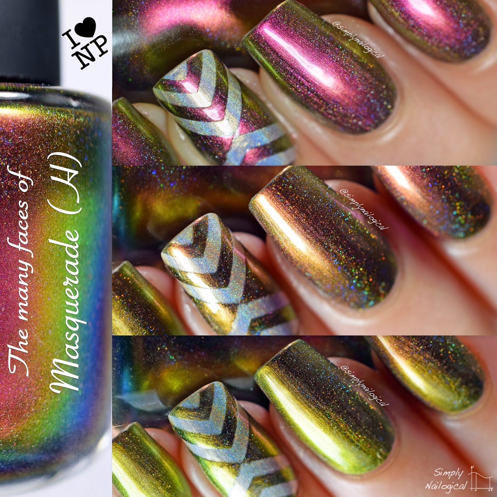 Masquerade (H)  - ILNP Fall 2014 collection swatch
